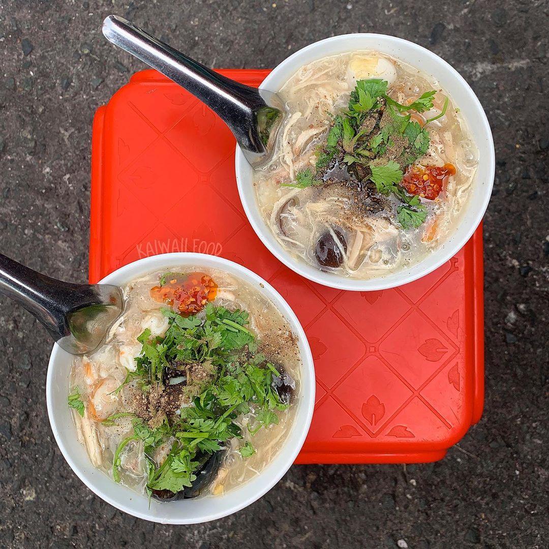 Crab Soup Tan Dinh Saigon