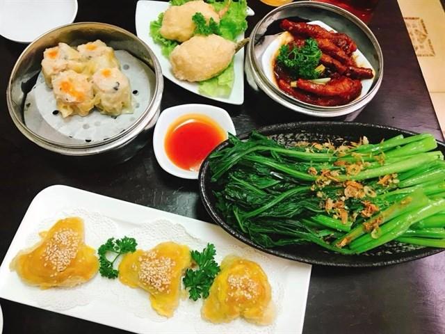 Không sợ bụng đói với hàng loạt địa điểm ăn uống tại Sài Gòn (Dimsum Tiến Phát)