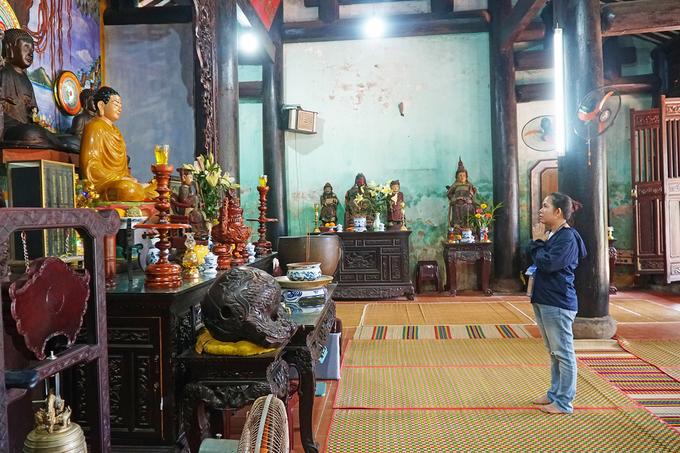 Hiện chùa không có sư trụ trì mà được một cặp vợ chồng già trông nom. Đây là điểm dừng chân không thể bỏ qua trong hành trình khám phá đảo Cù Lao Chàm
