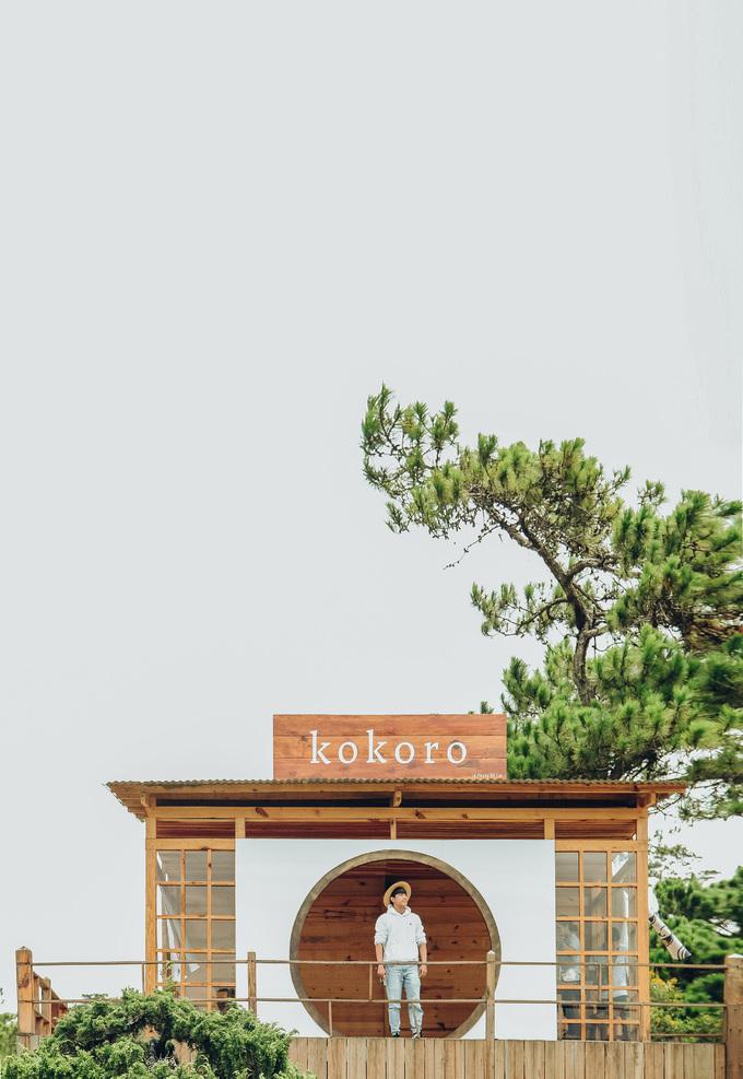 """Bên cạnh đó, vẫn có những góc máy từ các quán cà phê, homestay ở xa trung tâm với khung cảnh rất """"art"""", khiến bạn ngỡ như chúng được chụp ở Nhật."""
