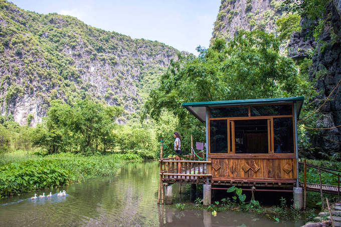 Chezbeo Valley Bungalows, homestay nằm ở
