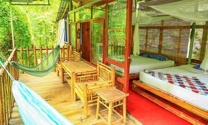 Bungalow có nhiều mức giá khác nhau, tuỳ thuộc vào loại phòng khách lựa chọn. Giá mỗi đêm lưu trú từ 150.000 đến 400.000 đồng một người.