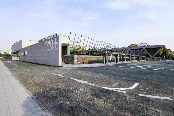 Bên cạnh không gian cổ xưa, Shirakawa còn có những kiến trúc hiện đại, mang đậm phong cách Nhật Bản ngày nay. Trong ảnh là Bảo tàng Nghệ thuật đương đại Tokyo.