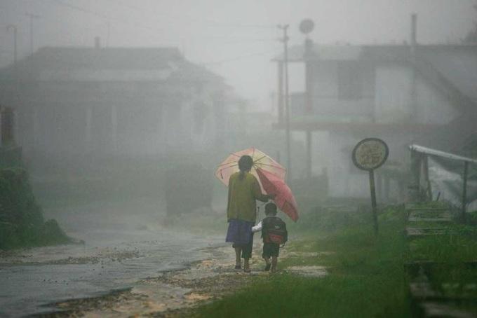 Du lịch Ấn Độ, những điều khách du lịch ít ai biết, đất nước này là nơi mưa nhiều nhất thế giới- 3