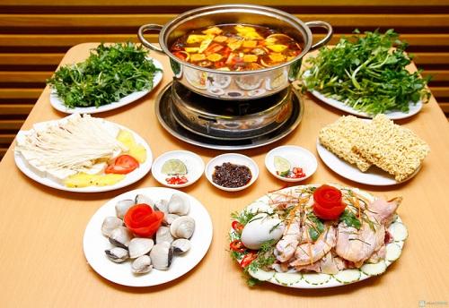 Các món ăn ở Góc Việt Quán được trình bày đẹp mắt và hấp dẫn. Ảnh: Góc Việt Quán.