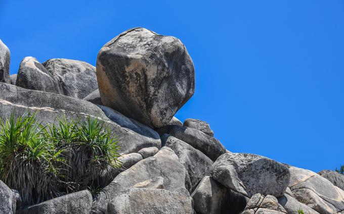 """Khu vực này chưa có tên chính thức nhưng thường được người dân địa phương và khách du lịch gọi là """"rừng đá""""."""