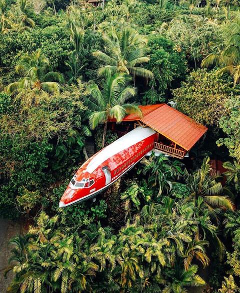 Thức giấc giữa rừng trên chuyến bay không bao giờ khởi hành ở Costa Rica – iVIVU.com