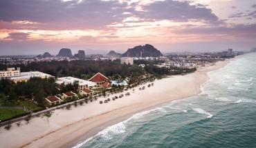 Centara Sandy Beach Resort Đà Nẵng, bất động sản đầu tiên của tập đoàn tại Việt Nam