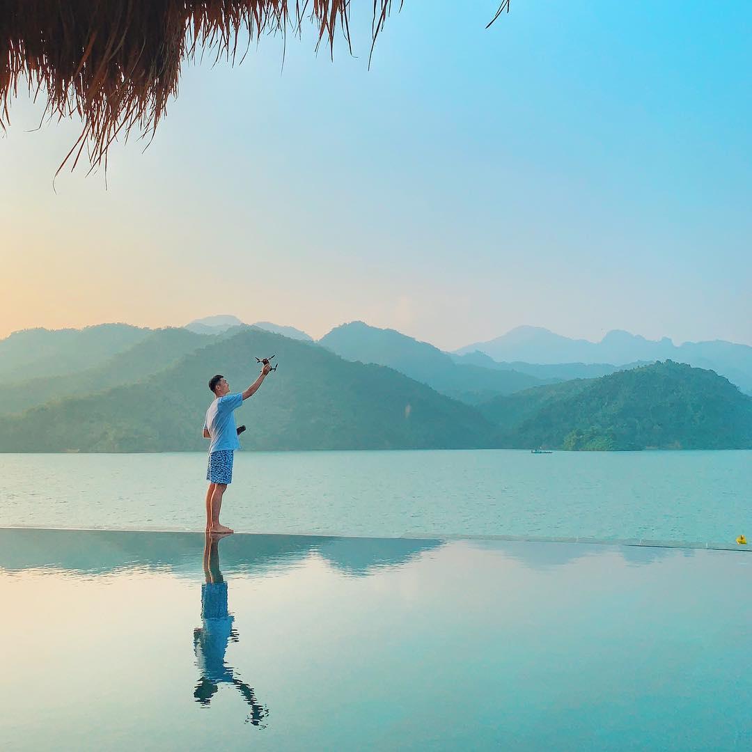 Hướng dẫn đường đến Mai Châu HideAway Resort – Thiên đường nghỉ dưỡng trên núi đẹp nhất nhì Mai Châu – iVIVU.com