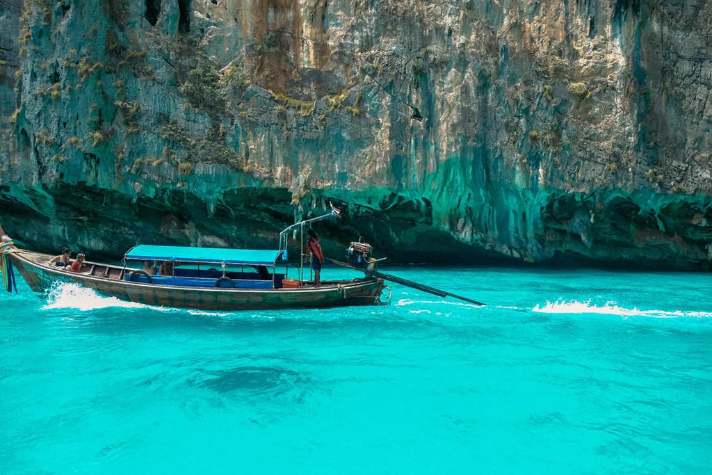 Lần đầu du lịch Thái, đến ngay thiên đường biển xanh như ngọc ở Krabi – iVIVU.com