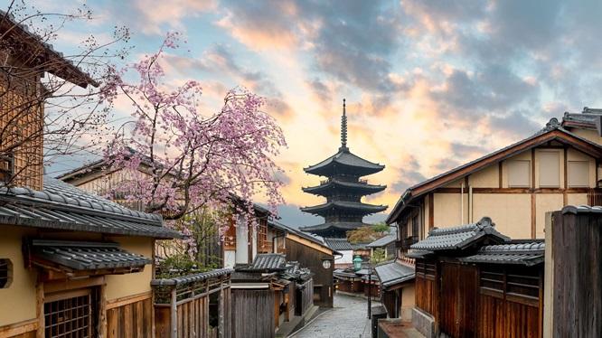 Kyoto, Nhật Bản Nguồn ảnh: Chanel News Asia