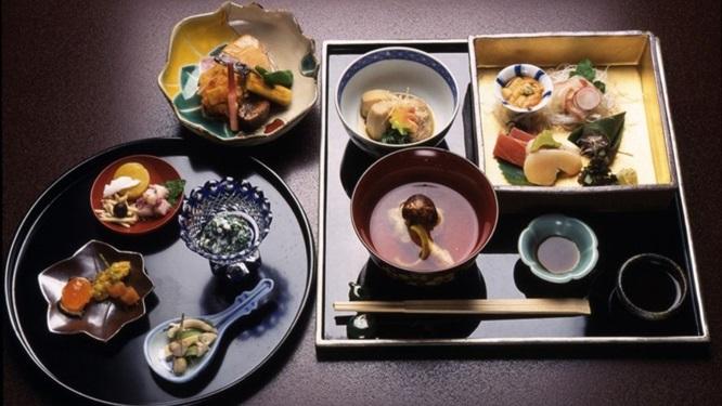 Bữa ăn chay phong cách Nhật Bản
