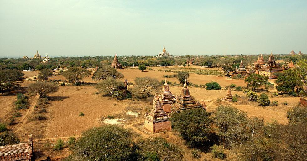 Bagan đã khiến tôi phải lòng ngay từ giây phút đầu tiên đặt chân đến nơi này