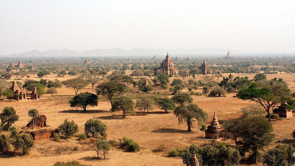 Những ngôi đền sừng sừng ngạo nghễ từ bao nhiêu thế kỉ cho đến tận bây giờ