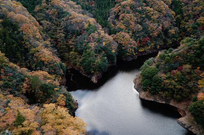 Giá tham quan nơi này là 310 yên (gần 70.000 đồng). Khách phải trả 15.000 yen (hơn 3,2 triệu đồng) cho một lần nhảy bungee.