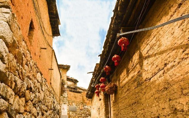 Chengzi được xem là ngôi làng cổ độc đáo nhất ở Vân Nam, với hơn 500 năm lịch sử. (Ảnh: Sohu)
