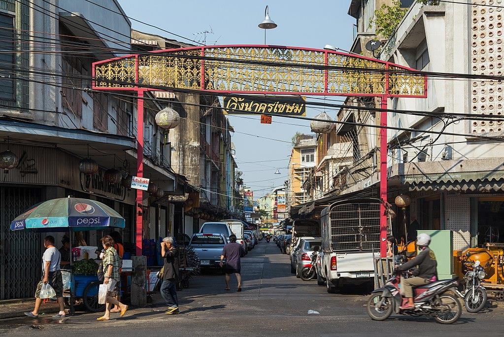 Chợ kẻ cắp độc đáo, thu hút du khách du lịch Bangkok – iVIVU.com