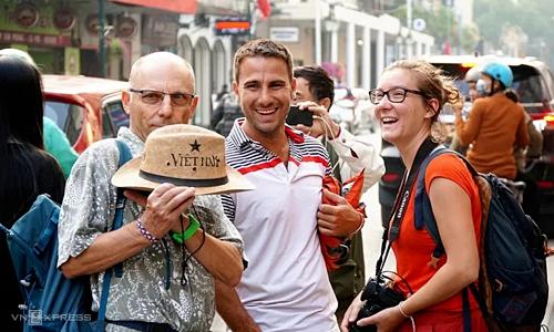 Năm ngoái, TP HCM và Hà Nội nằm trong 100 điểm đến du lịch đón nhiều khách nhất trên thế giới, theo báo cáo của Euromonitor International. Ảnh: Phong Vinh.