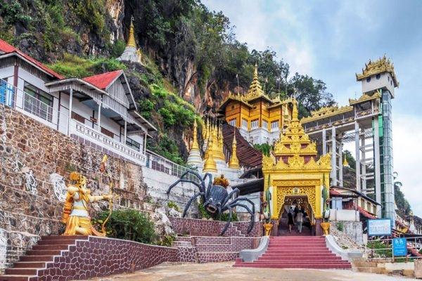 Du lịch Myanmar khám phá chùa Hang Pindaya, nơi lưu giữ hơn 8000 tượng phật – iVIVU.com