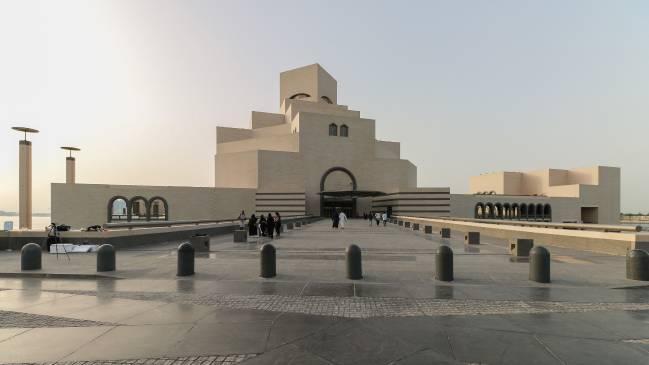 Bảo tàng nghệ thuật Hồi giáo (Museum islamic art) - Ảnh: Dezeen; Yueqi Jazzy Li