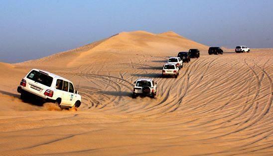 Sa mạc Doha - Ảnh: Qatar travel-cuture