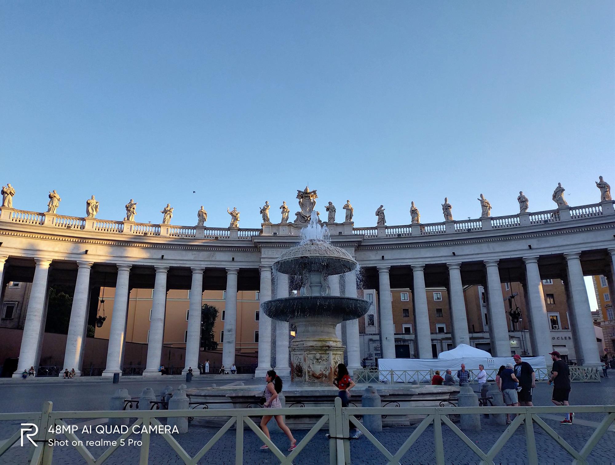 Thánh đường Vatican.