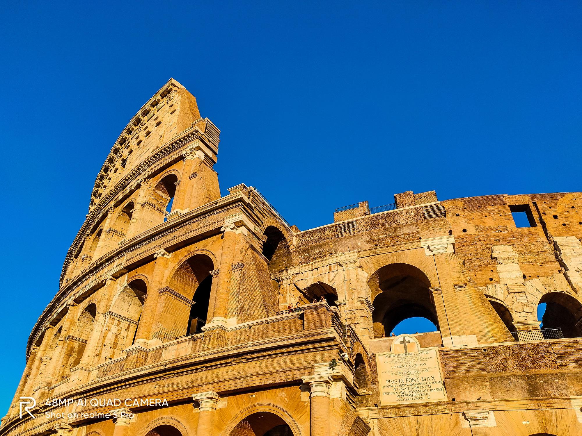 Theo thời gian, đấu trường La Mã vẫn mang lại nét đẹp trường tồn.