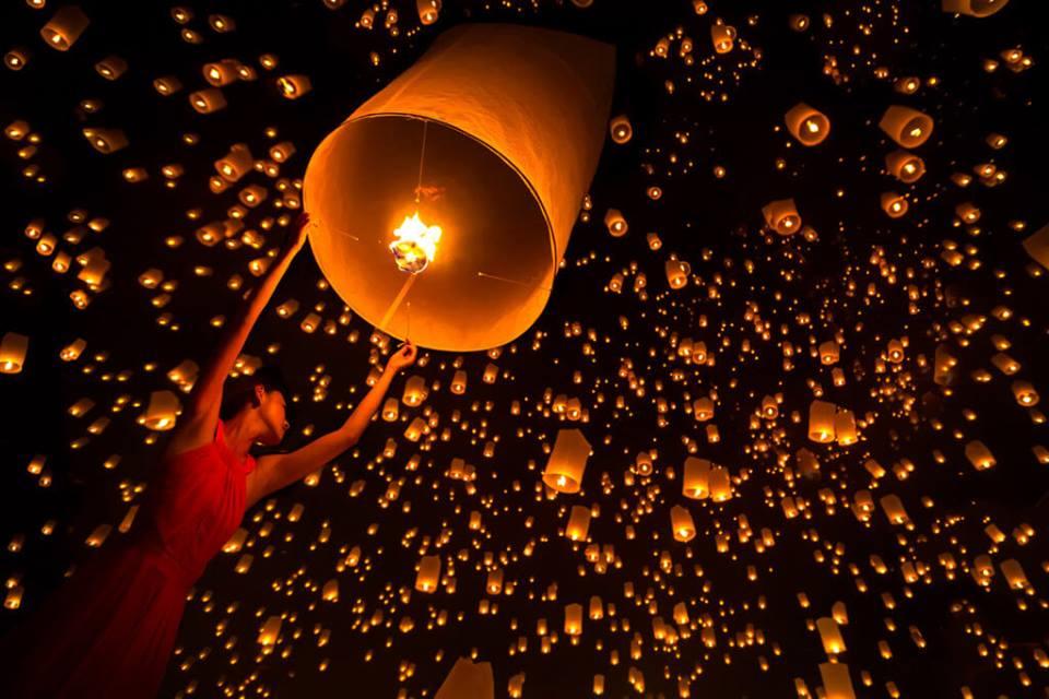 Ảnh: FB Yee Peng Lantern Festival