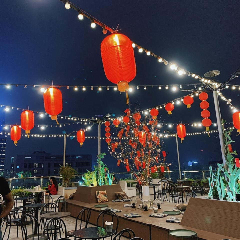 Ảnh: @Trill Rooftop Cafe