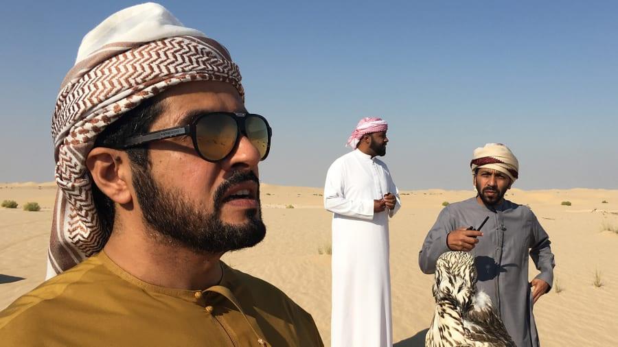 Năm 2018, hơn 1.300 người đã đến thăm khu bảo tồn. Khách du lịch hay các nhóm gia đình tới đây chủ yếu đến từ UAE và những quốc gia lân cận.