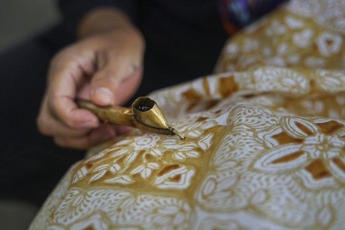 Nghề làm vải batik thủ công hàng trăm tuổi ở Yogyakarta – iVIVU.com