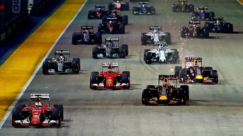 Giải đua xe F1