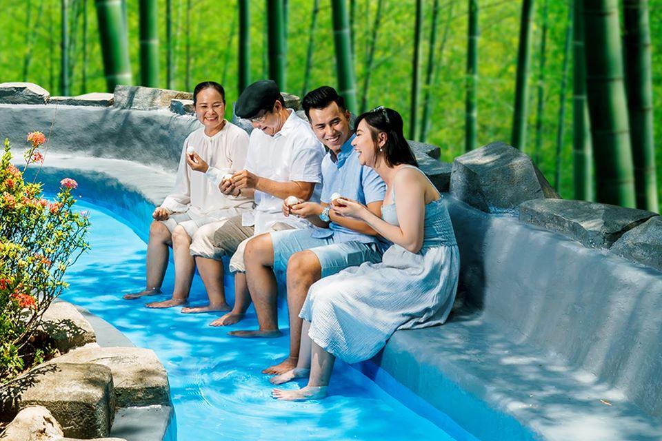Ảnh: Minera Hot Springs Bình Châu