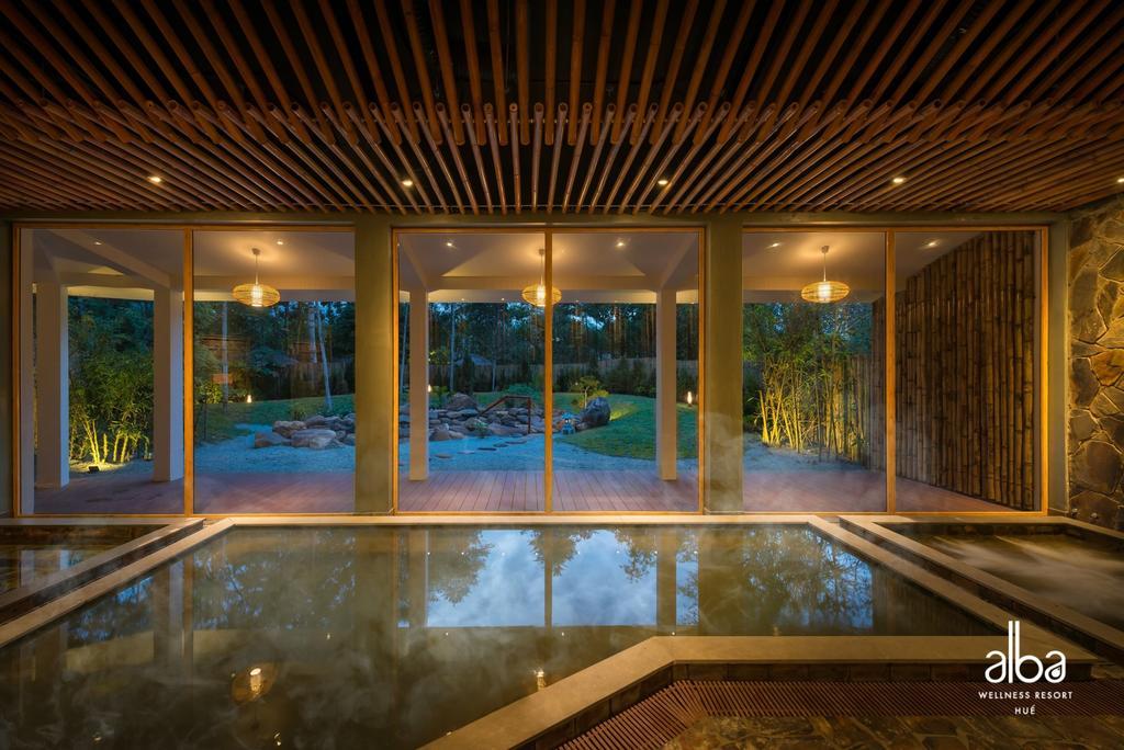 3N2Đ ở khu nghỉ dưỡng Alba Wellness Huế + Vé máy bay + Ăn sáng + Spa và Đón tiễn sân bay chỉ 3.599.000 đồng/khách – iVIVU.com