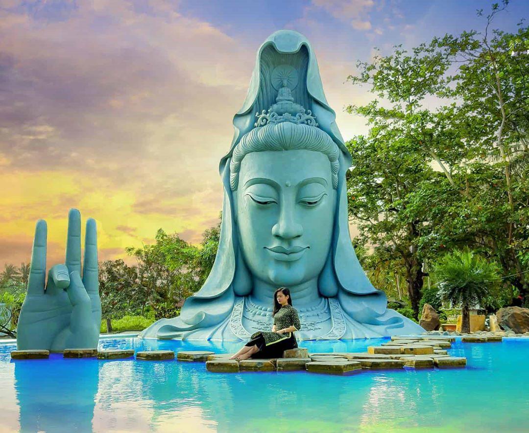 Hướng dẫn đường đi Chùa Thanh Lương Phú Yên - iVIVU.com