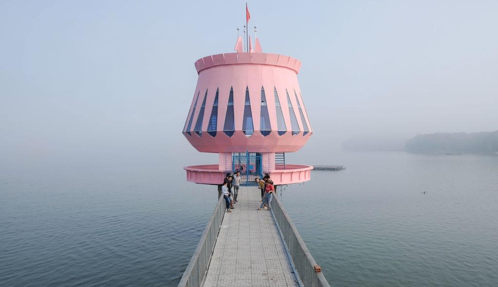 Rời xa phố thị, trải nghiệm cắm trại đêm bên hồ Dầu Tiếng – iVIVU.com