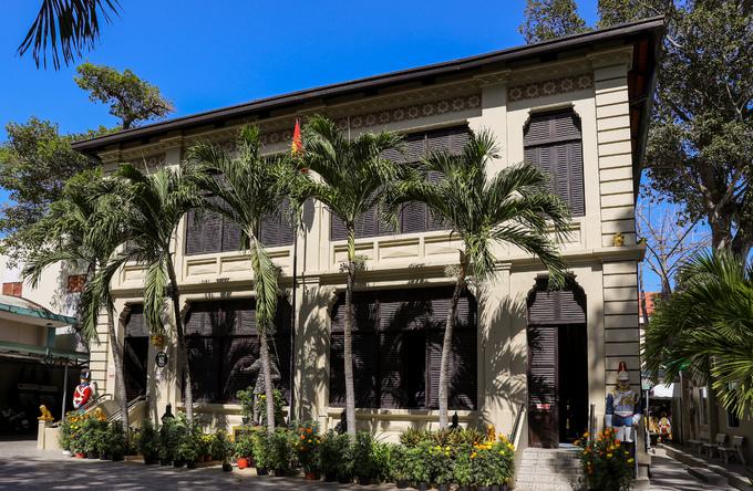 Bảo tàng Vũ khí cổ do ông Rober Taylor (74 tuổi, quốc tịch Anh) thành lập, mở cửa năm 2012. Tuy nhiên, không lâu sau, bảo tàng phải đóng cửa vì lý do cá nhân.  Năm 2016, bảo tàng hoạt động trở lại tại địa chỉ mới trên đường Trần Hưng Đạo, TP Vũng Tàu. Bảo tàng nằm trong tòa nhà kiểu Pháp xây dựng năm 1912, có diện tích khoảng 1.500 m2.