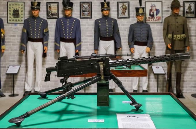 Súng máy M1919 là vũ khí được sử dụng phổ biến trong thế kỷ 20, đặc biệt là trong thế chiến thứ 2 và các cuộc chiến tranh ở Triều Tiên, Việt Nam.