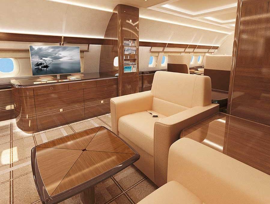 Máy bay cũng được cho là thân thiện với môi trường bởi động cơ mới và cánh gió cá mập. Việc thiết kế này cho phép tiêu thụ nhiên liệu tiết kiệm hơn.