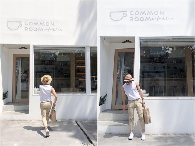 Theo nhận xét của Ryan, Common Room Ari khá đẹp, sạch sẽ, thức uống và bánh ngon. Mỗi sáng, nhân viên nướng bánh sừng bò, bánh nướng thịt lợn và bánh brownie bán trong ngày. Quán tập trung vào chất lượng cà phê, chủ yếu sử dụng hạt cà phê lấy từ Kenya và Colombia. Một số thức uống nổi trội như latte, cà phê kiểu Pháp...