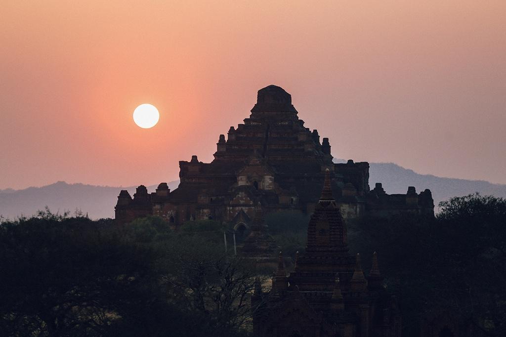 Hành trình theo bóng mặt trời ở của chàng trai Việt trong chuyến du lịch Myanmar – iVIVU.com
