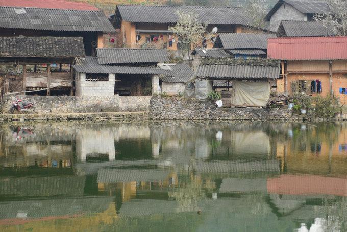 Phố Trồ là một thôn nhỏ gần trung tâm thị trấn Phó Bảng, huyện Đồng Văn, cách cửa khẩu Phó Bảng chưa đầy 5 km. Địa danh này được trời ban vẻ đẹp non nước hữu tình, với điểm nhấn là hồ Rồng rộng 1 ha chưa bao giờ cạn, ở chính giữa thôn. Đây được cho là điều hiếm có ở cao nguyên đá, được người bản địa coi trọng và gìn giữ.