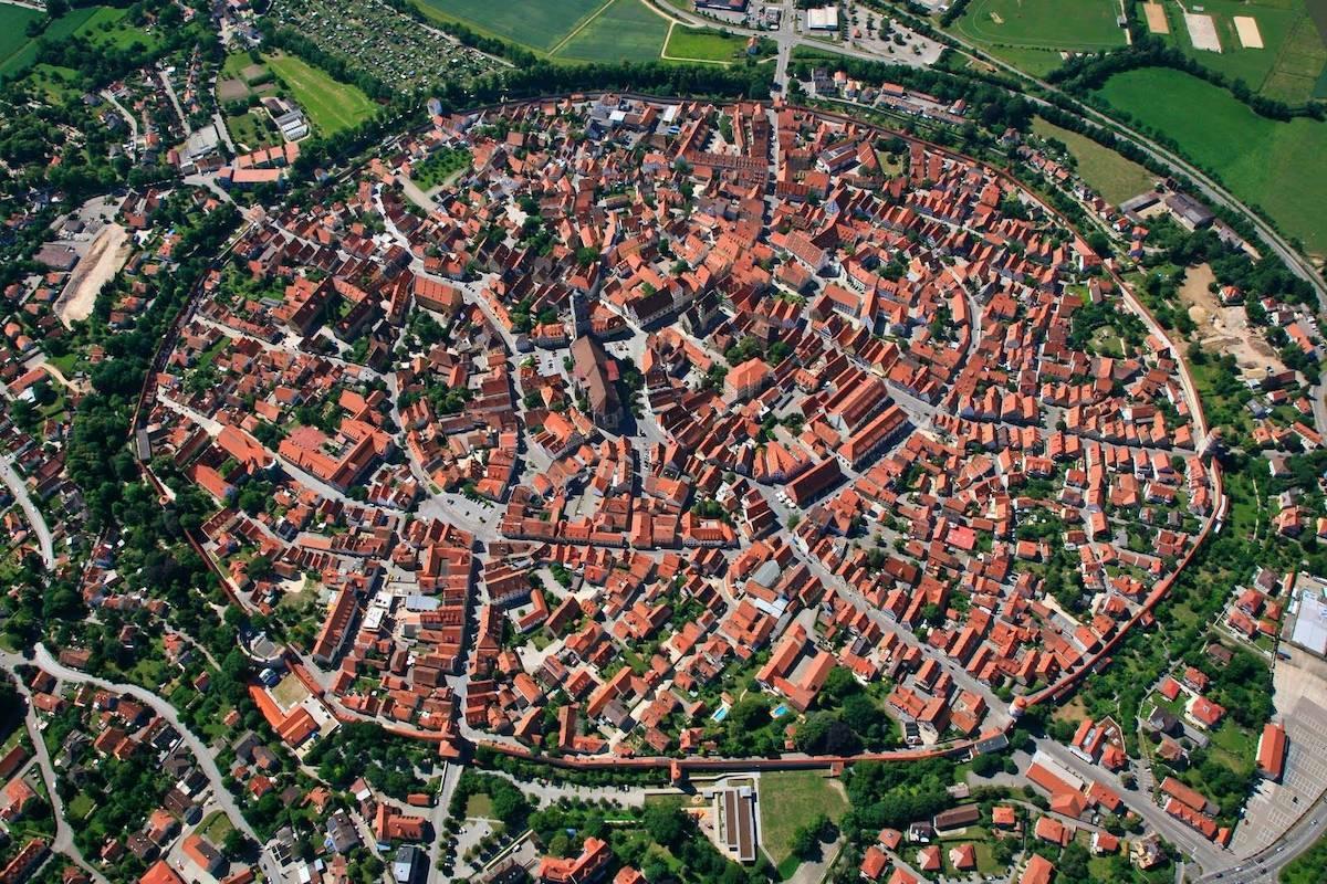Thị trấn kim cương Nördlingen – iVIVU.com