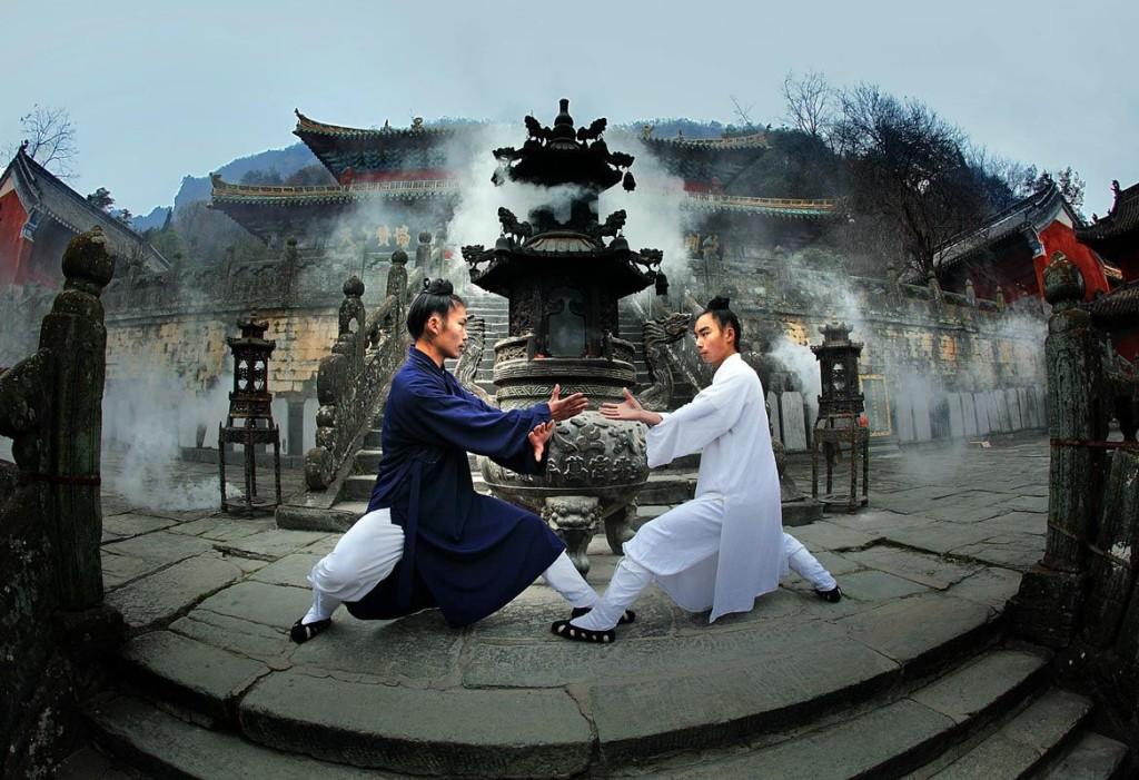 Ngoài ra, du khách còn có thể tham quan nhiều công trình ấn tượng như Nam Nhang Cung, vườn Phúc Thọ Khang Ninh, Tử Tiêu Cung, Nam Thanh Điện... Ảnh: Confusianmag.