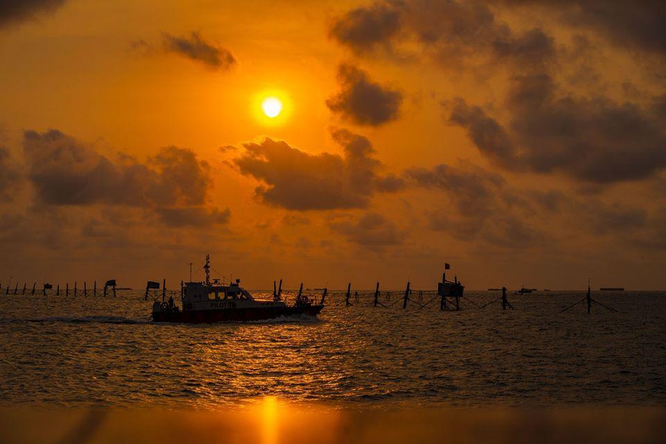 Du lịch Vũng Tàu trải nghiệm săn hoàng hôn trên biển – iVIVU.com
