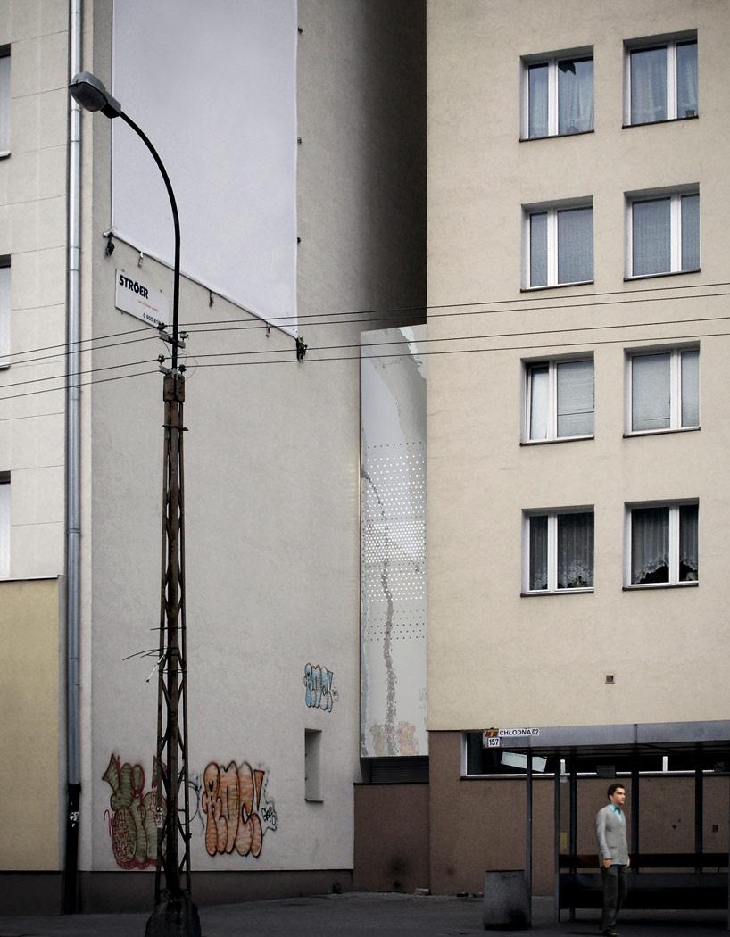 4. Nhà Keret, Ba Lan: Kiến trúc độc đáo này nằm ở thành phố Warsaw. Đây là ngôi nhà hẹp nhất thế giới khi nằm giữa 2 tòa nhà với chiều ngang từ 92-152 cm. Thiết kế bởi kiến trúc sư Jakub Szczesny vào năm 2012, ngôi nhà được xem là biểu tượng nghệ thuật của Tổ chức Nghệ thuật đương đại Ba Lan. Ảnh: Archdaily.
