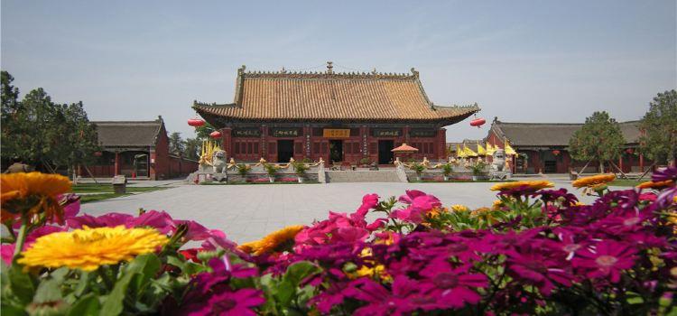 Hoài Dương, Hà Nam: Tương truyền, cách đây 6.000 năm, Hy Hoàng đã đóng đô tại Trần Uyển Khâu (nay là Hoài Dương, Hà Nam), và tạo ra trận đồ âm dương - nền tảng của kungfu. Ông không chỉ sáng tạo các loại vũ khí mà còn lập các sơ đồ quyền. Ngày nay, có khoảng 20 môn phải kungfu ở Hoài Dương, thu hút hơn 300.000 cư dân theo học. Ảnh: Trip.