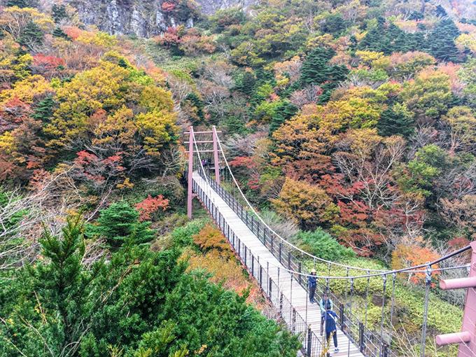 Ngọn núi này có độ cao 1.950 m so với mực nước biển. Dân trên đảo Jeju núi là Yeongjusa (ngọn núi chạm đến dải thiên hà).