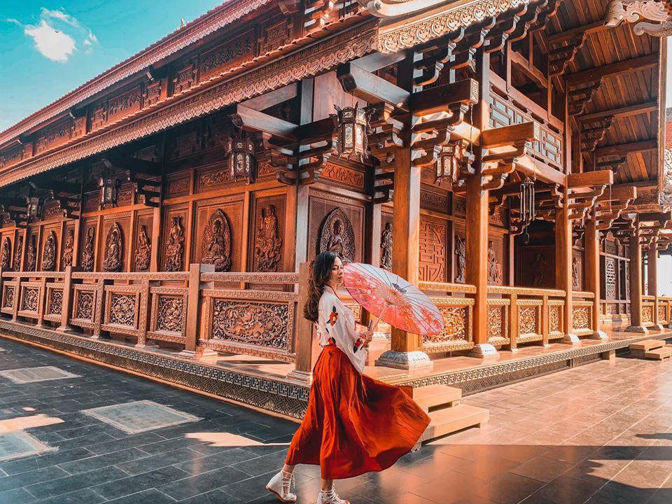 Ghé thăm chùa Sắc Tứ Khải Đoan ở Buôn Ma Thuột hút giới trẻ check-in - iVIVU.com