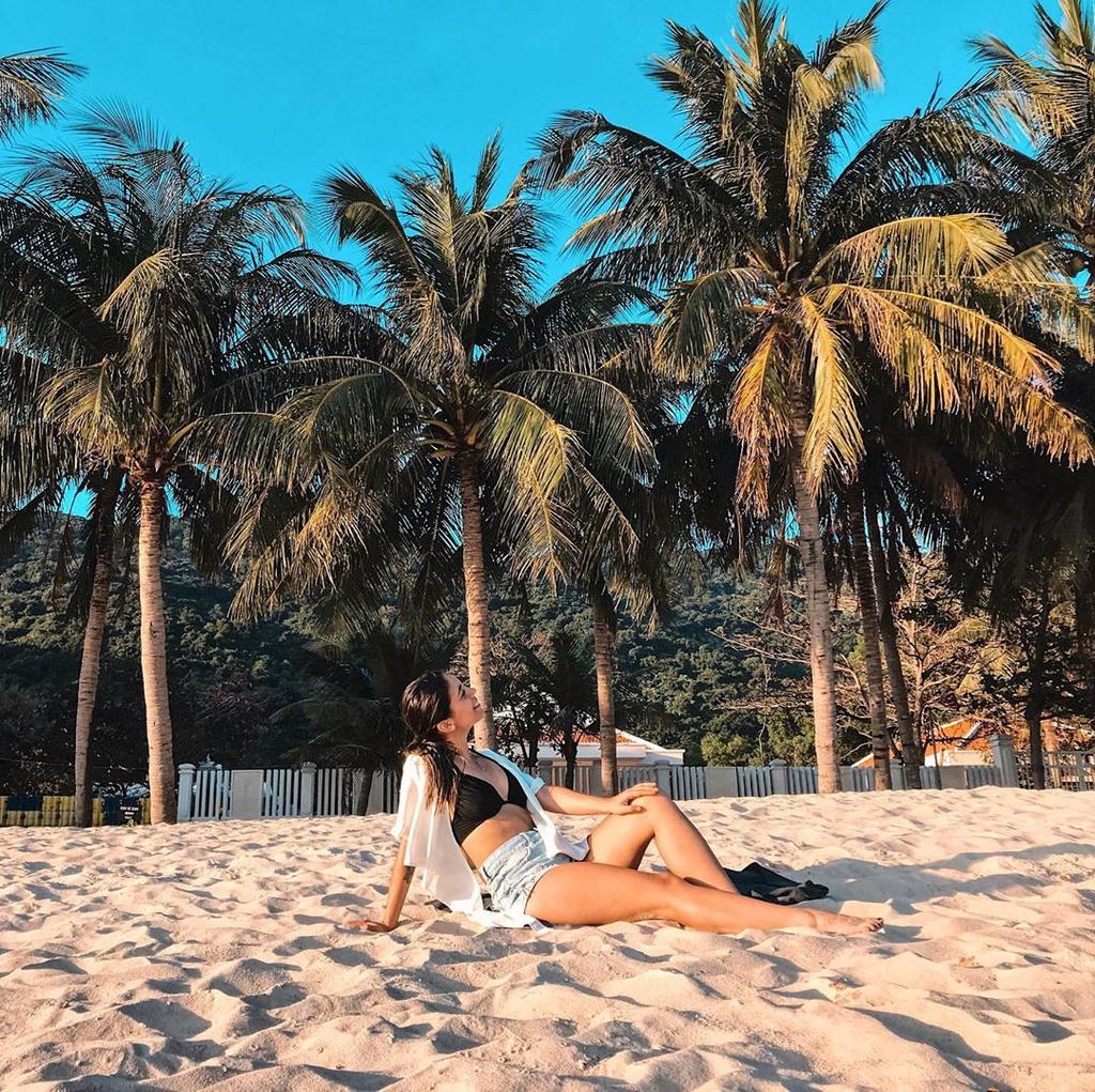 Đảo nghiêm cấm du khách mang theo bao ni lông cũng như hành động bẻ san hô và mang về đất liền. Ảnh: Bdeviaje_.